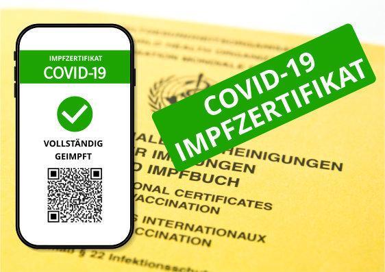Covid 19 Impfzertifikat